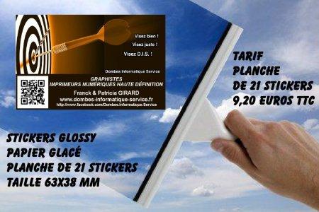 stickers, affiches, impression, numérique